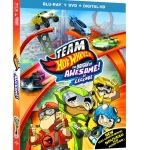 Win 2 (of 10) Children's Movies: Monster High & Hot Wheels {Canada}