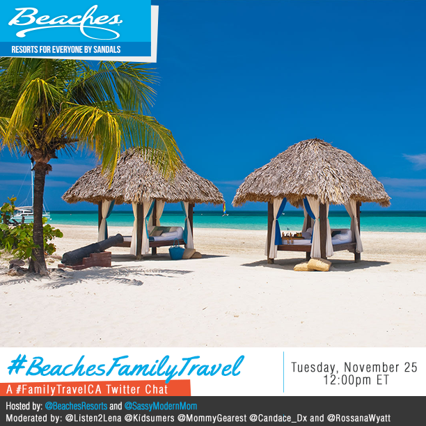 Join the #FamilyTravelCA Twitter Chat About Beaches Family Travel!