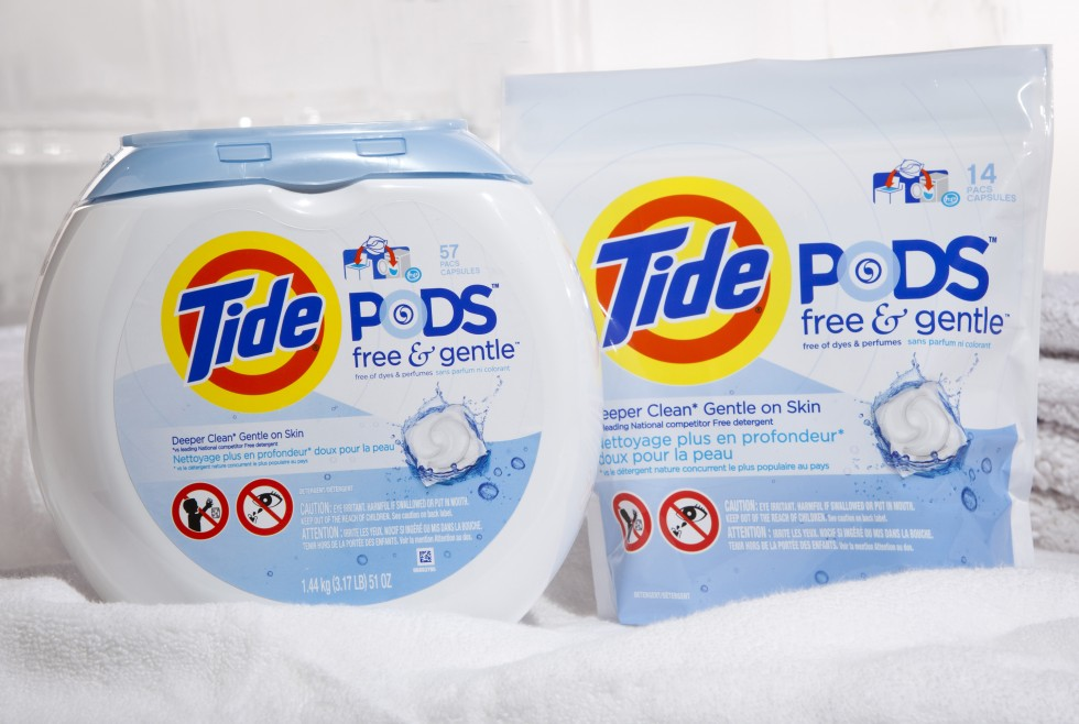 FLASH GIVEAWAY! Win a Tide Prize Pack ARV $45 {Canada}