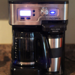 Win a Hamilton Beach 2-Way FlexBrew Coffeemaker #HBSocialKitchen