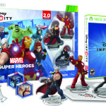 Win Disney Infinity 2.0: Marvel Super Heroes {Canada}
