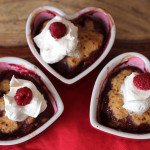 Valentine's Day Dessert Recipe: Raspberry Cobbler