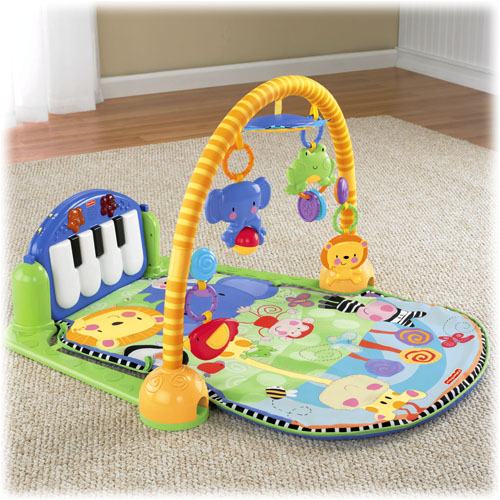 Win a Fisher Price Kick & Play Piano #FPMomsTop10