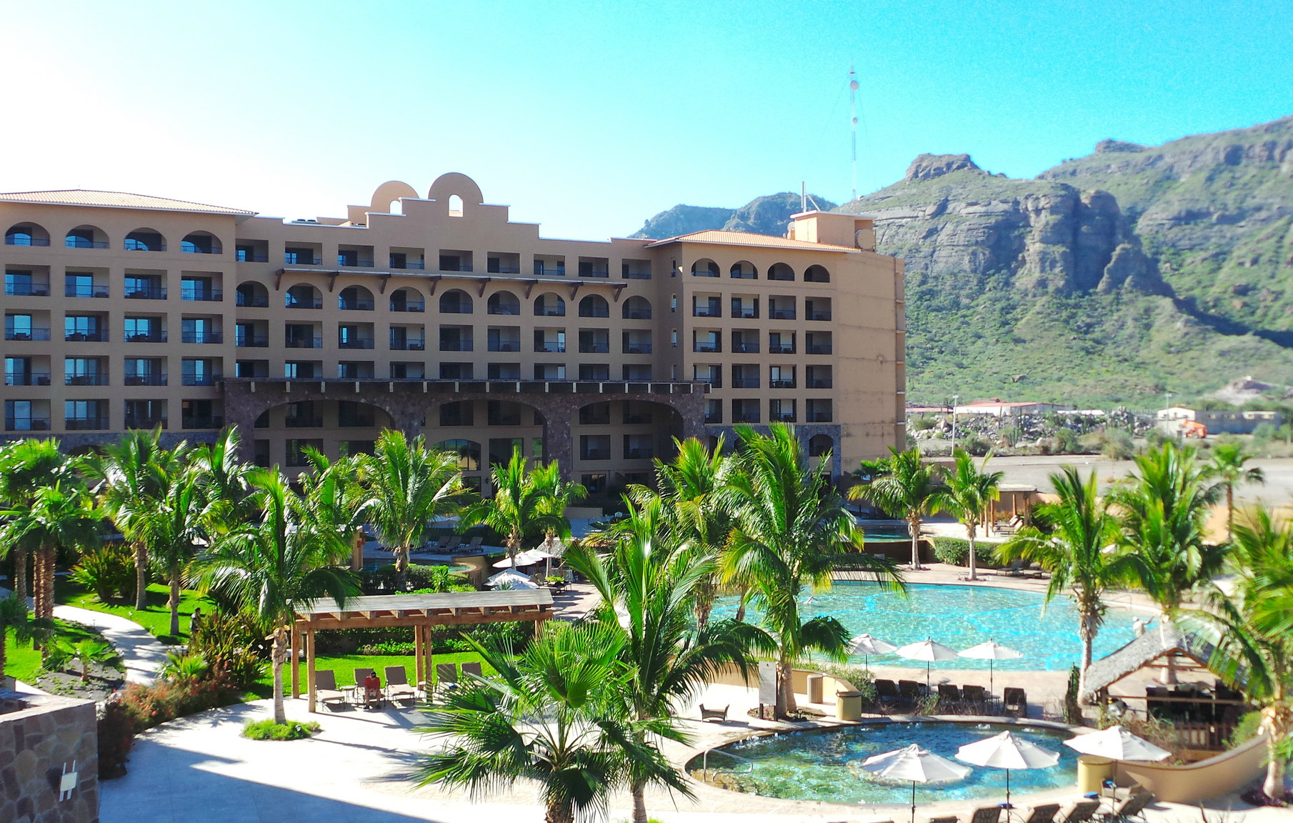 Find True Relaxation at Villa del Palmar at the Islands of Loreto