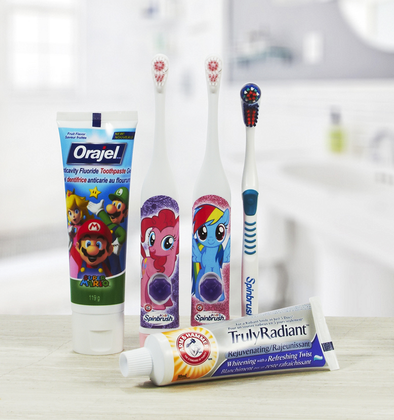Smile! It's National Oral Health Care Month