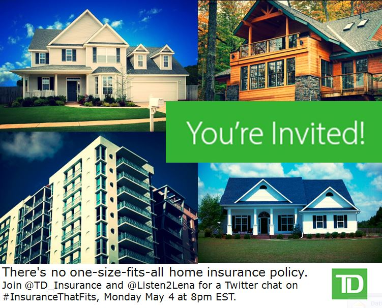Join the #InsuranceThatFits Twitter Party May 4th at 8pm EDT
