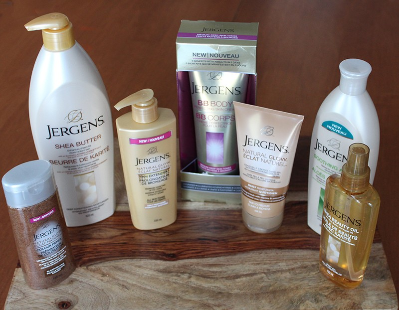 Win a Jergens Prize Pack {Canada} #JergensStarsOnIce