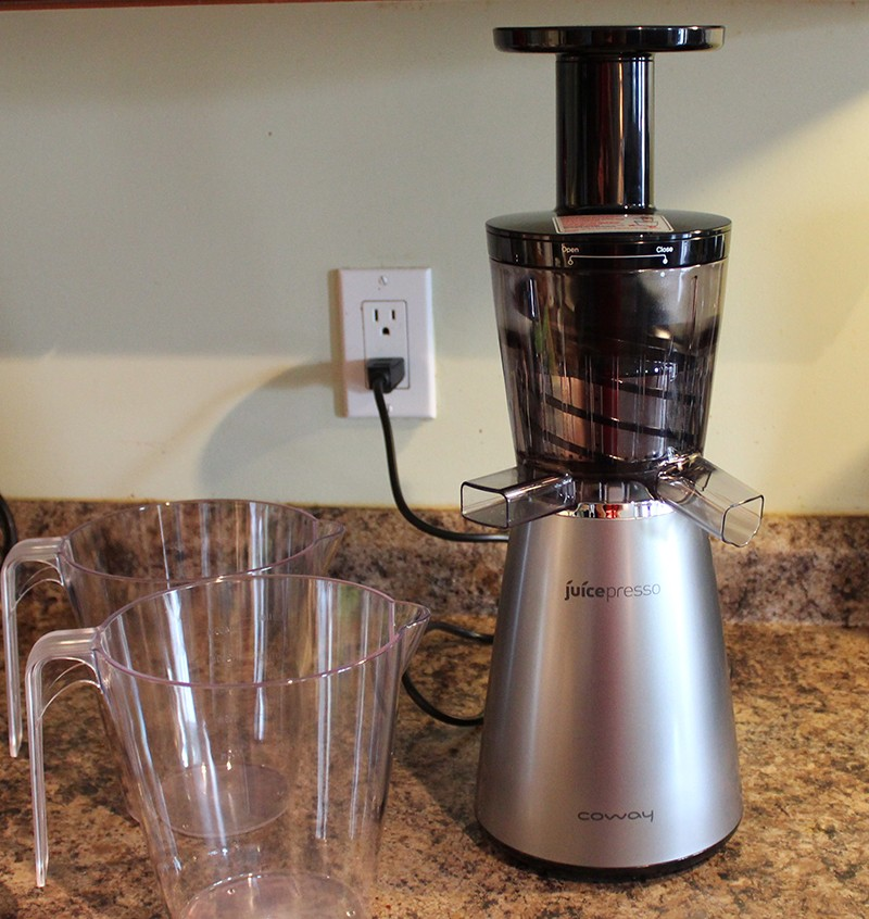 Make your produce go further with Juicepresso Kidsumers