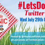 Join the #LetsDoPicnic Twitter Party on July 29th at 8pm EDT