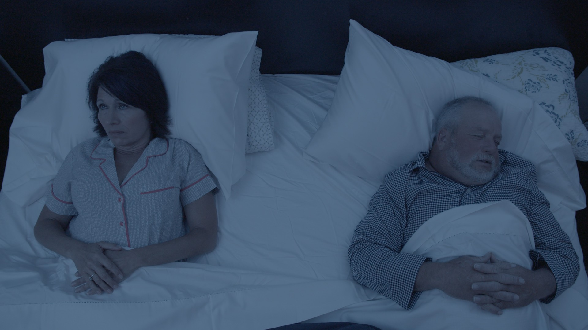 Are you sleep deprived because of someone's snoring?
