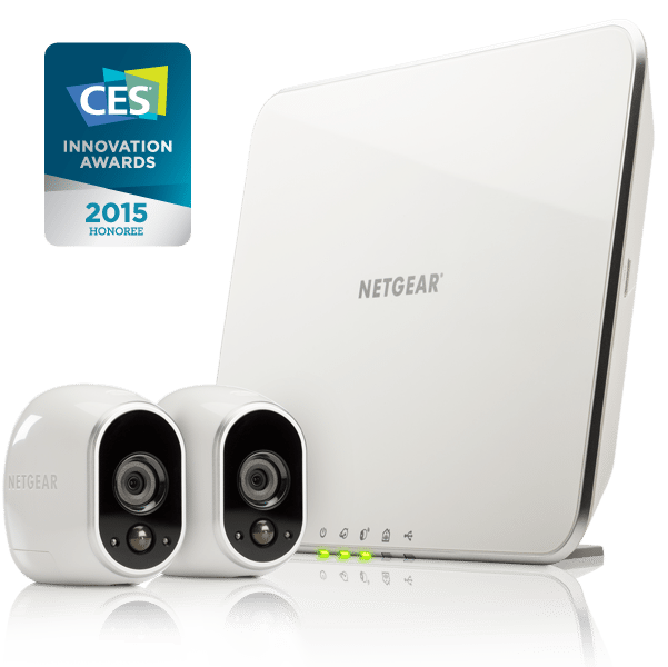 Provide extra home security with Arlo