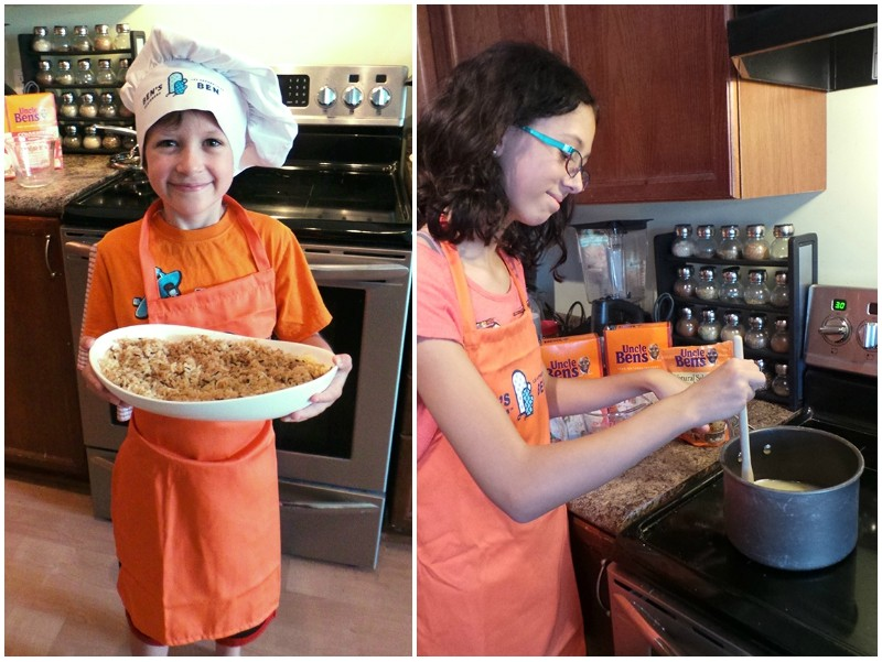Ben's Beginners is getting kids in the kitchen