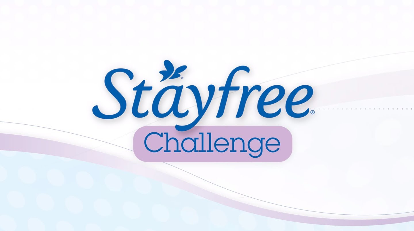 Take the Stayfree Challenge