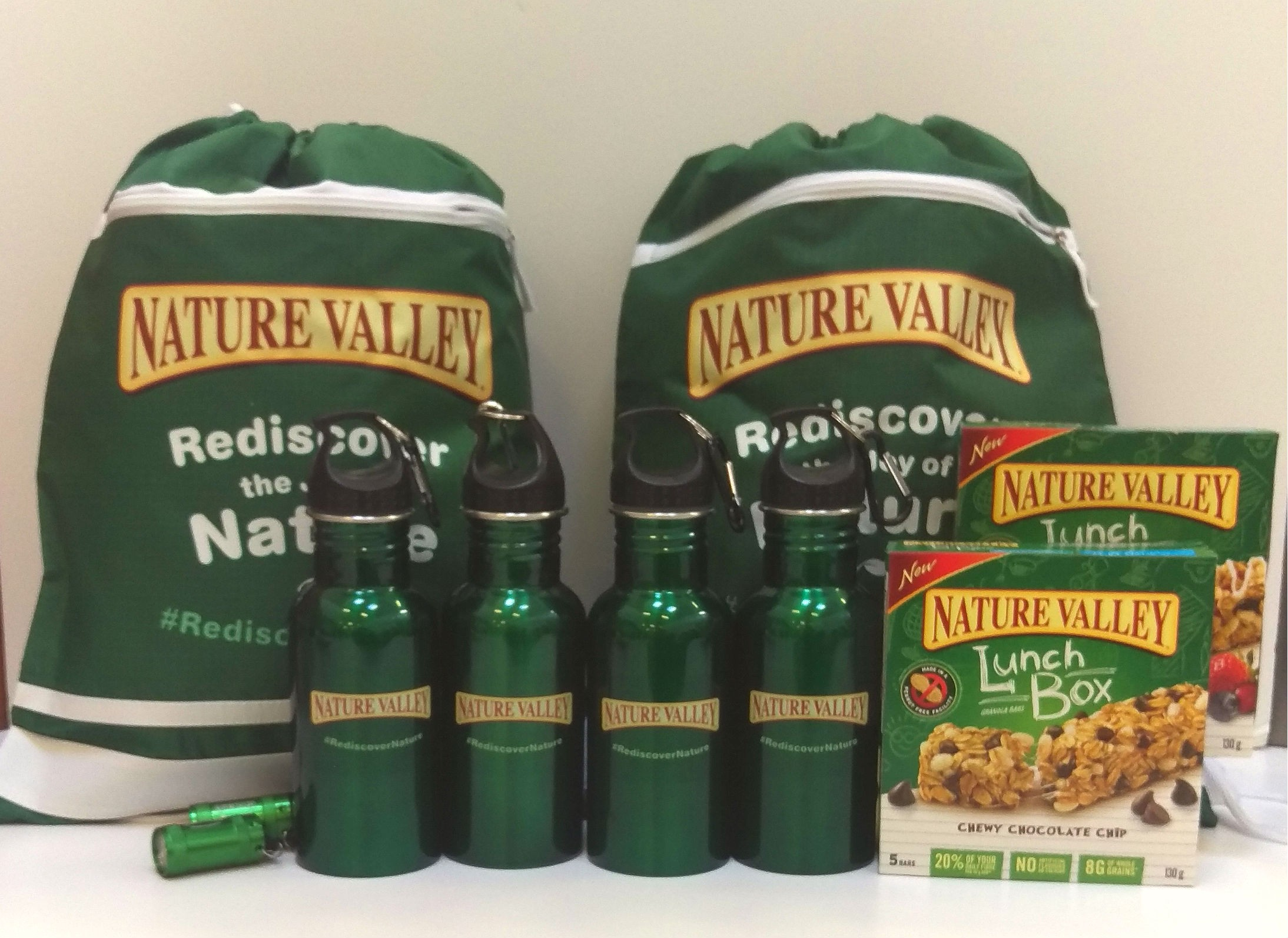 Win a Nature Valley Prize Pack