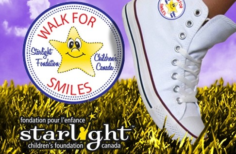 Join the 2015 Walk for Smiles on September 19th in Toronto