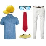 Disney Bounding: Donald Duck Outfit