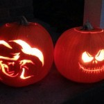 Wordless Wednesday: Jack-o-lanterns