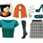 Disney Bounding:  The Mad Hatter