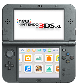 Introducing the new Nintendo 3DS XL