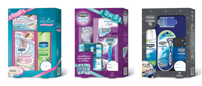 Schick has you covered for the holidays