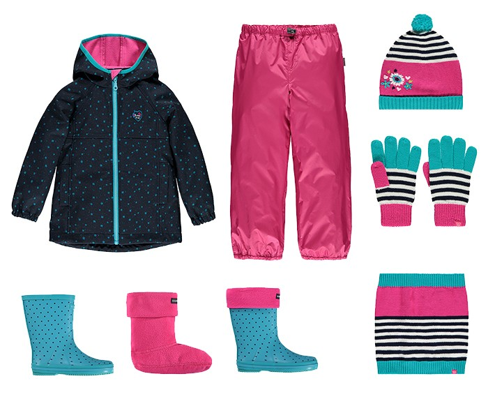 Functional Spring Clothing for Canadian Kids {giveaway}