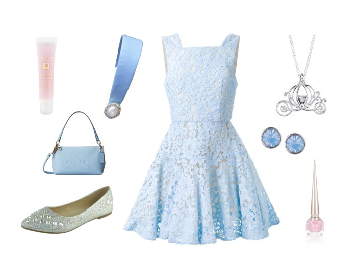 A Cinderella Disney Bound for Tween Girls