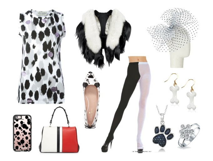 Channel your inner villain in this Cruella de Vil Disney Bound