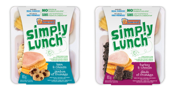 Schneiders Simply Lunch Gets Us Through the School Year {giveaway}