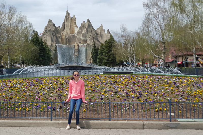 Kids Love Canada's Wonderland