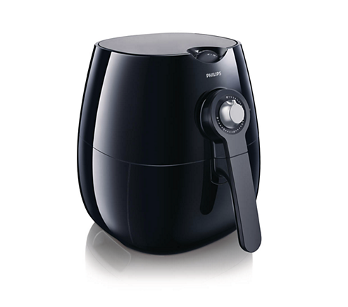 The Philips Airfryer Makes Cooking Healthy & Safe