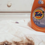 Tide Ultra Stain Release vs. Mom