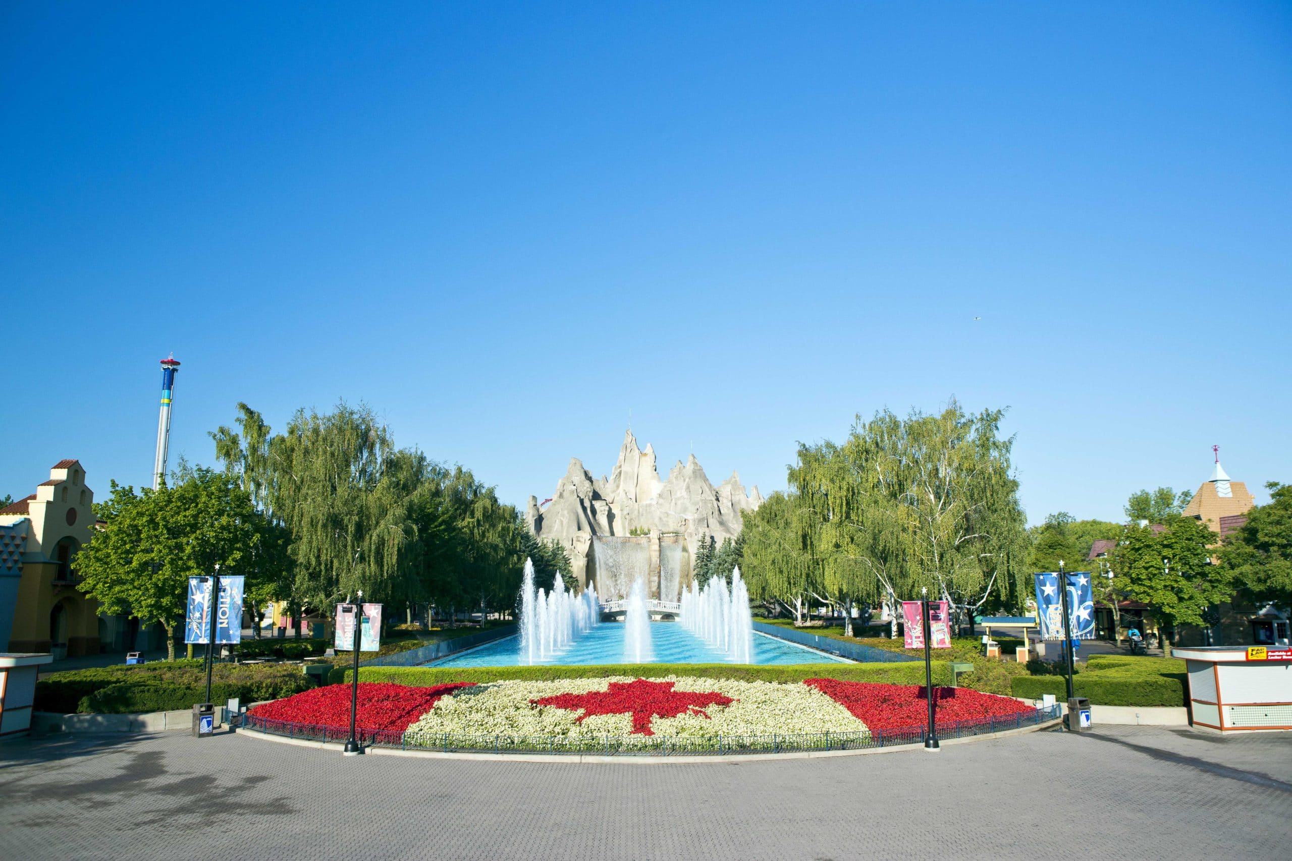 Canada's Wonderland Introduces a Taste of Greece
