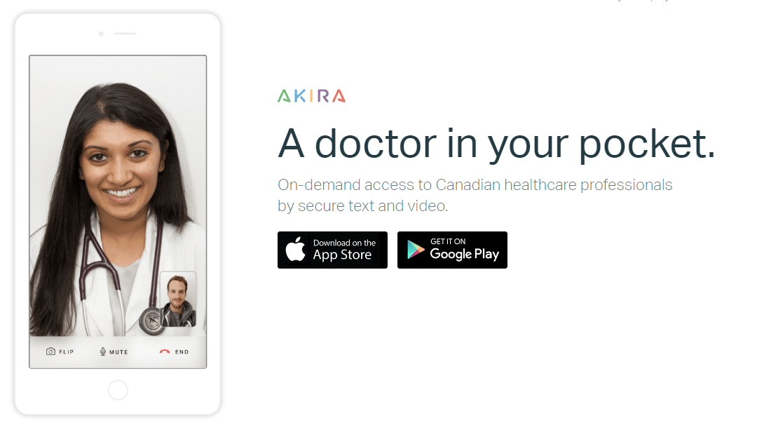 Healthcare at your fingertips with Akira