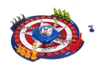 TROUBLE: MARVEL'S AVENGERS Edition Game