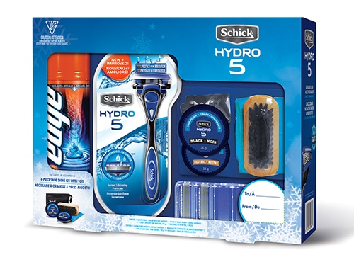 Schick Hydro 5 Holiday Gift Pack