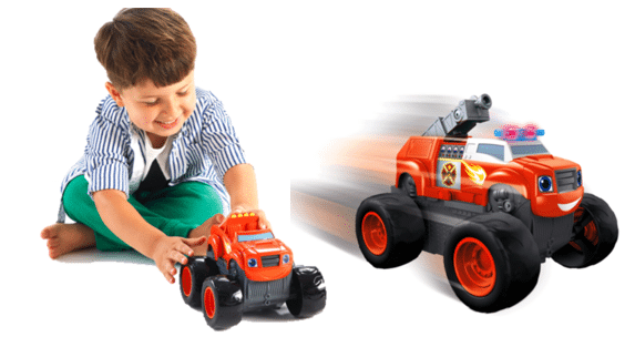 Win Blaze and the Monster Machines Transforming Firetruck