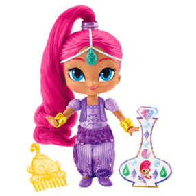 Meet Genies in Training, Shimmer and Shine