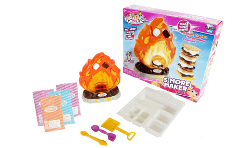 Win a Yummy Nummies S'mores Maker Kitchen Playset
