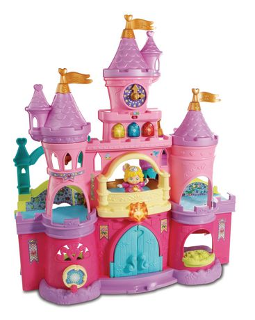 Go! Go! Smart Friends Enchanted Princess Palace by VTech