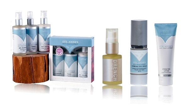 Win a Ste. Anne's Spa Prize Pack ARV $300
