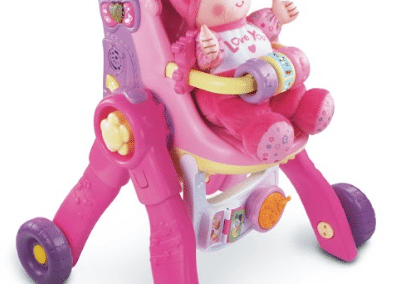Baby Amaze 3-in-1 Care and Learn Stroller