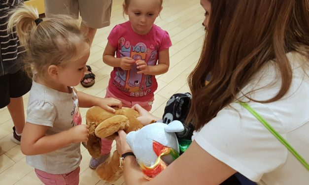 Win a $50 Build-a-Bear Gift Card