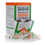 Keep your mouth fresh and moist with TheraBreath