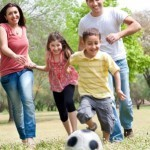 8 Ways to be active at home