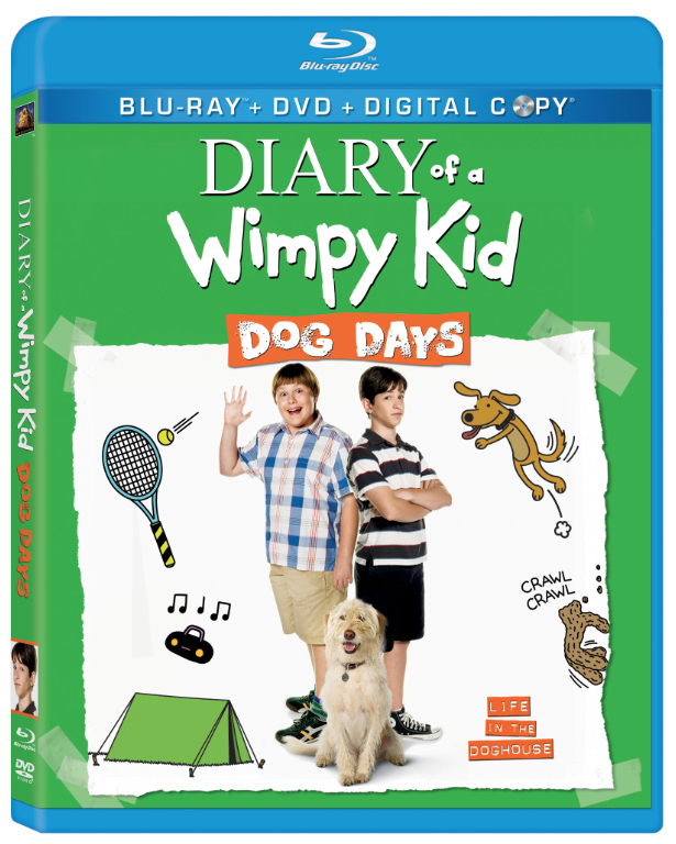 Watch Diary Of A Wimpy Kid Dog Days Movies