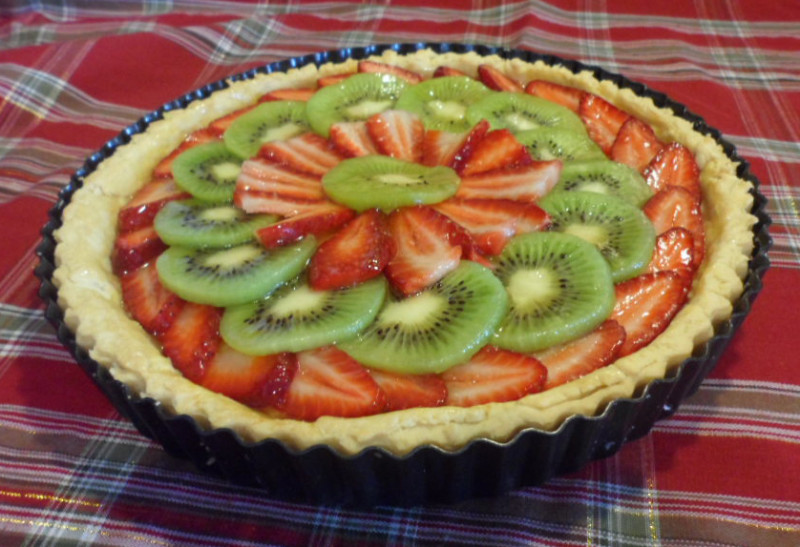 fruit tart 1