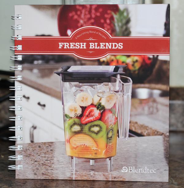 blendtec cookbook