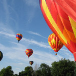 Ride a Hot Air Balloon in Massachusetts #XploreMass