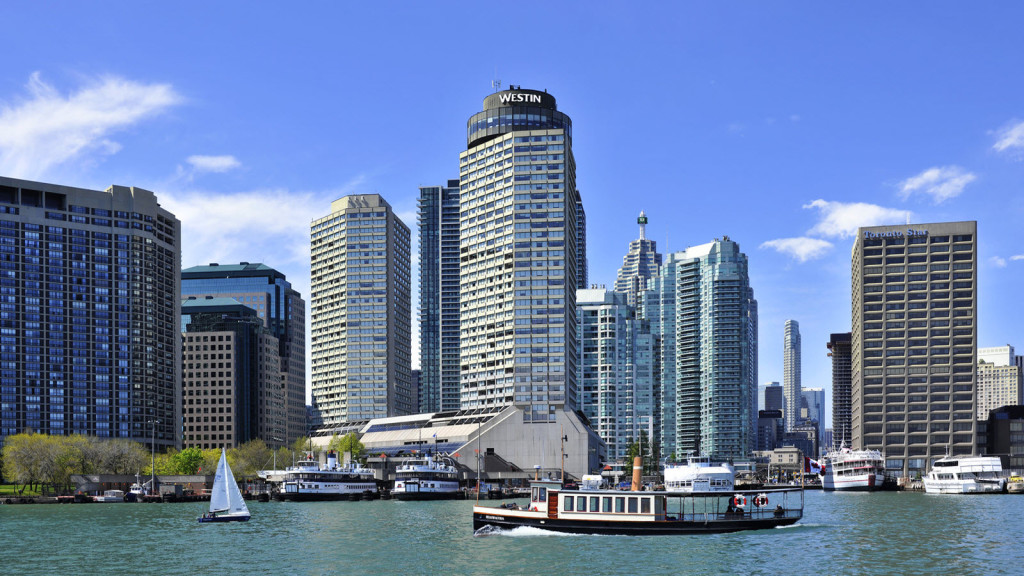 Relax and enjoy the view at The Westin Harbour Castle Toronto