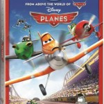 Make your child smile with a copy of Planes on DVD & Blu-ray